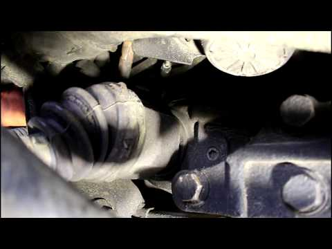 Замена нижнего рулевого вала Land Rover Discovery 3 Ленд Ровер Дискавери 3