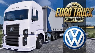 getlinkyoutube.com-Volkswagen Constellation - Euro Truck Simulator 2