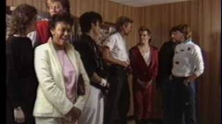 getlinkyoutube.com-DURAN DURAN (1984) Backstage meet-n-greet!