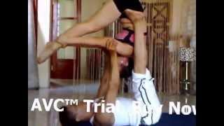 getlinkyoutube.com-Acro yoga in Indonesia