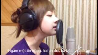 """getlinkyoutube.com-Thiên thần Thái Lan cover """" Bèo dạt mây trôi"""" cực đáng yêu"""