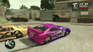 getlinkyoutube.com-GTA IV - San Andreas World Motion [GTA IV:SA][Part II]