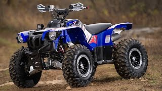getlinkyoutube.com-2014 Yamaha Grizzly Customization Project - Part 1