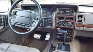 getlinkyoutube.com-Jeep Grand Cherokee 5.2 LTD 1995