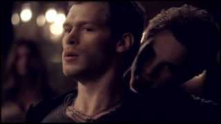 getlinkyoutube.com-TVD || Klaus Mikaelson || Runnin' ( From my heart)
