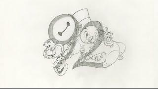 getlinkyoutube.com-Celebrating 92 Years of Magic at Walt Disney Animation Studios