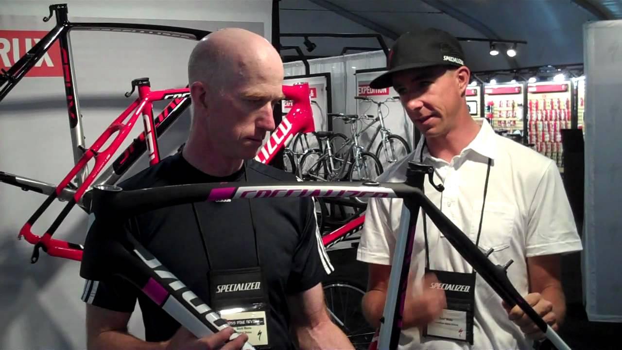 Specialized CruX Pro Carbon -Kent Clarström