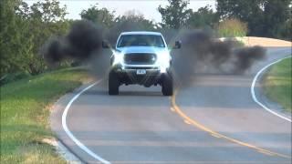 getlinkyoutube.com-Lifted Dodge Cummins Fun
