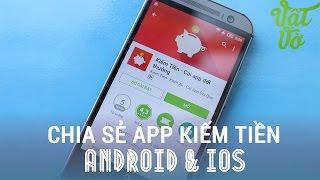 getlinkyoutube.com-Vật Vờ - Ứng dụng kiếm tiền cực dễ trên smartphone Android/iOS