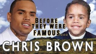getlinkyoutube.com-CHRIS BROWN - Before They Were Famous