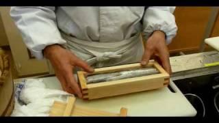getlinkyoutube.com-いわしの押寿司 棒寿司