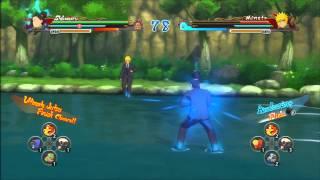 getlinkyoutube.com-Naruto Shippuden: Ultimate Ninja Storm Revolution - Suits DLC Pack (All Costumes)