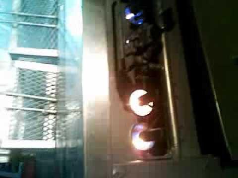 freidora a gas agua y aceite