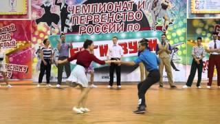 Russian Open Boogie Woogie Championship '16 - Main (A) class / Final - Fast