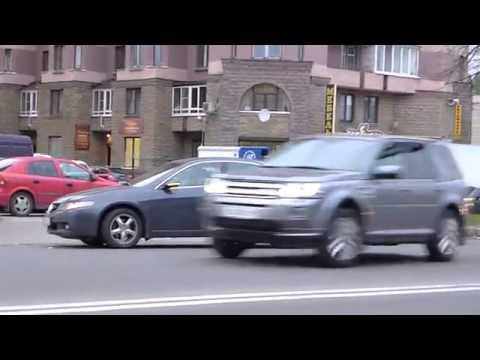 ДТП с участием Honda Accord и Renault Logan на проспекте Ветеранов Аварии ДТП