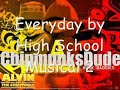 Alvin And The Chipmunks Everyday by High School Musical 2