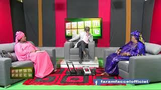 Faram Facce - Invités : AWA NIANG & WORE SARR - 06 Décembre 2017