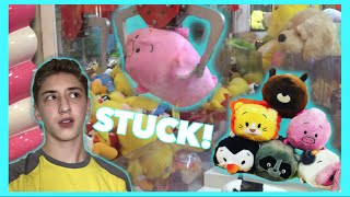 ★CLAW MACHINE★ -Stuck Pig! + Meeting The Vendor!! {ClawTuber}