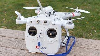 getlinkyoutube.com-CX-20 Open Source Quadcopter - Calibration and Quickstart