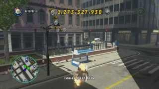 getlinkyoutube.com-LEGO Marvel Superheroes - Ghost Rider's Motorcycle Location and Free Roam Gameplay