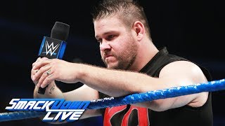 Kevin Owens airs his grievances with Shane McMahon: SmackDown LIVE, Aug. 29, 2017