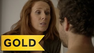getlinkyoutube.com-Catherine Tate Is Mistress Of Domination | Do Not Disturb | Gold