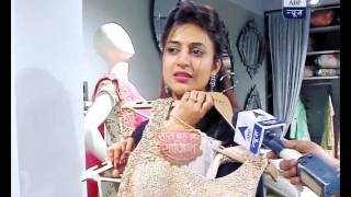 getlinkyoutube.com-Wedding Preparations: REVEALED! This is what Divyanka will wear on her marriage