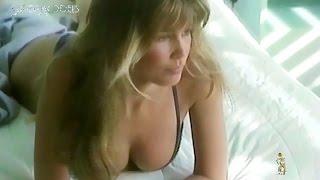 getlinkyoutube.com-Claudia Schiffer Swimwear Photoshoot by Supermodels Channel