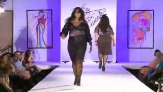 getlinkyoutube.com-Queen Grace Runway | Fall Fashion Week 2011