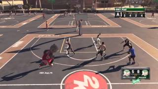 getlinkyoutube.com-NBA 2k15 Gameplay|Finally Legend 3| Hooping with old squad|