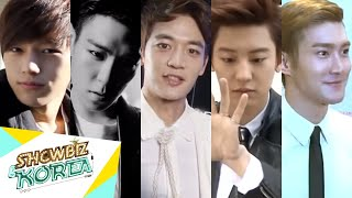 getlinkyoutube.com-Showbiz Korea - TOP 5 MOST HANDSOME BOY GROUP MEMBERS(보이그룹 외모 서열 - 최시원, 찬열, 탑, 엘, 민호)