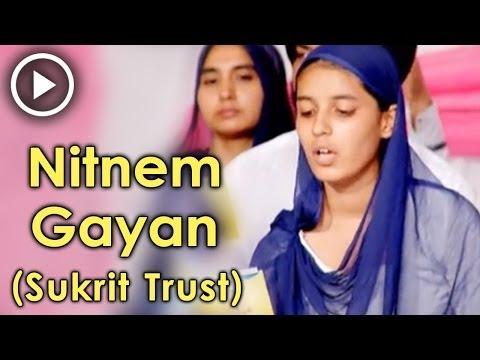 Nitnem Gayan - Punjabi Devotional Gurbani Shabad Kirtan Compilation