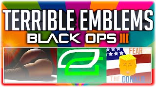 getlinkyoutube.com-Terrible Emblems #4 (Funny Black Ops 3 Emblems FAILS)