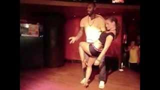 getlinkyoutube.com-TONY PIRATA & ARANCHA, show in FEELING KIZOMBA weekend in Madrid 2011.