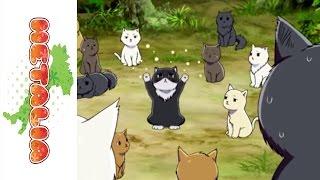 getlinkyoutube.com-Hetalia  Official Dub clip - Japan Cat's tuna crisis!