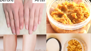 getlinkyoutube.com-Full Body Skin Whitening Miracle Method | Natural & Safe Skin Whitening