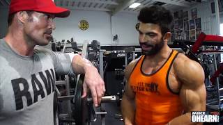 getlinkyoutube.com-Mike O'Hearn & Sergi Constance - Chest Day At The Mecca