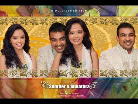 MALAYSIAN INDIAN WEDDING - Sunther & Subathra : HINDU WEDDING 2013