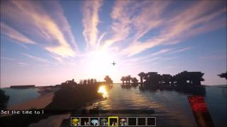 getlinkyoutube.com-Photorealistic Minecraft! Shaders + HD Texture Pack + Physics Mod (GTX 760)