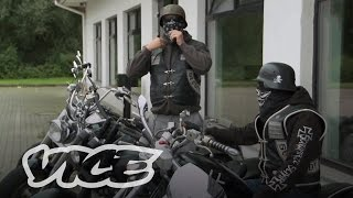 getlinkyoutube.com-Neo-Nazi Biker Gangs: VICE INTL (Germany)