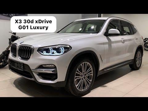? BMW X3 G01 30d xDrive Luxury