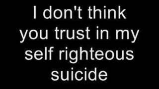 getlinkyoutube.com-Chop Suey - System of a Down (lyrics)