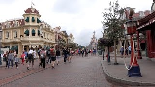 getlinkyoutube.com-Shopping at Disneyland Park in Disneyland Paris