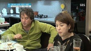 getlinkyoutube.com-조재현, 미모의 아내 공개 @좋은 아침 131128