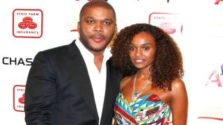 getlinkyoutube.com-Report: Tyler Perry and Gelila Bekele Expecting First Child