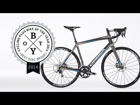 Bike of the Year 2014 - Best Disc Bike - Orbea Avant