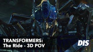 TRANSFORMERS: The Ride - 3D POV Ride-Through at Universal Orlando
