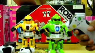 getlinkyoutube.com-หุ่นยนต์ต่อยมวย