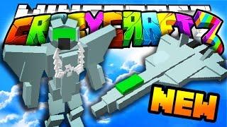 getlinkyoutube.com-Minecraft Crazy Craft 3.0: New Transformer! (Transformers Mod)! #33