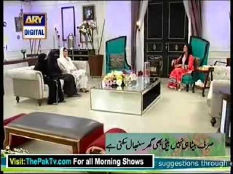 Good Morning Pakistan , Full , 14th April 2014 , With Nida Yasir , Morning Show